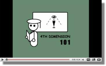 Fourth Spatial Dimension 101