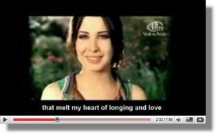 Arabian Pop - Nancy Ajram
