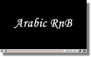 Arabic R&B - Enda tau penyanina